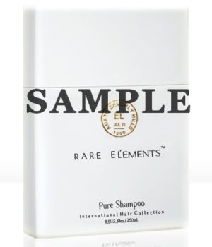 pure shampoo, rare elements, samples, échantillons, cheveux, bio,