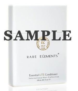 essential lite conditioner, rare elements, bio, sample, échantillon, organic, europe, france