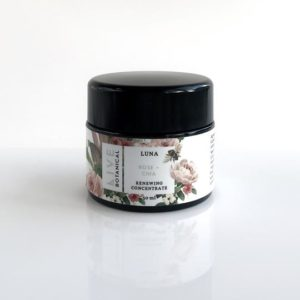 renewing concentrate, luna, live botanical