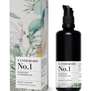 cleansing oil, detox, vanderohe