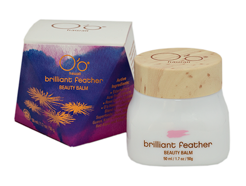 brilliant beauty balm, O'o hawaii, mahalo, leahlani