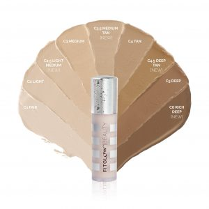 conceal+, fitglow