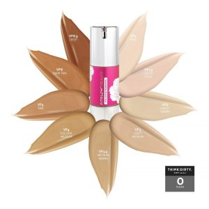 fitglow beauty, foundation