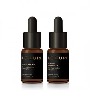Le Pure, the eye set, eye care