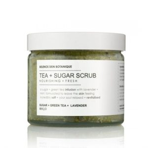 green tea scrub, tata harper