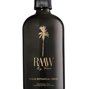 raaw by trice, botanical cream