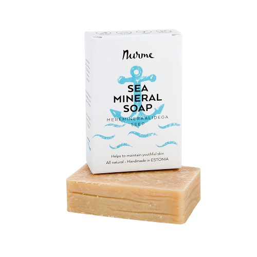 nurme, savon, natural soap