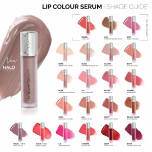 Lip Colour Serum, Fitglow Beauty, Rms