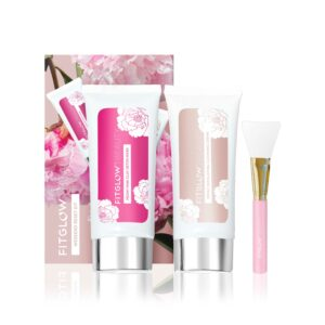 fitglow beauty, weekend reset kit