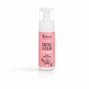 nurme, rose face wash